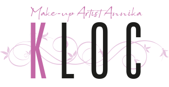 Logo Annika Kloc - professional make-up artist